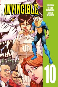 okładka Invincible Tom 10, Książka |