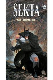 okładka Batman Sekta, Książka |
