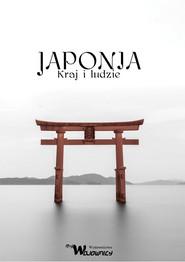 okładka Japonia Kraj i ludzie, Książka |