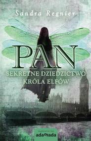 okładka Pan, Ebook   Sandra Regnier