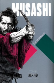 okładka Musashi Zwój Wiatru Tom 3, Książka | Yoshikawa Eiji
