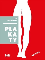 okładka Drewiński Plakaty, Książka |