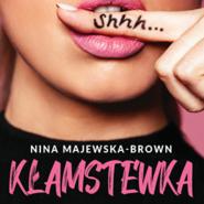 okładka Kłamstewka, Audiobook | Nina Majewska-Brown