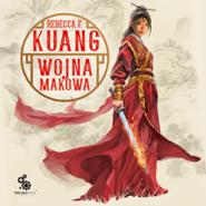 okładka Wojna makowa, Audiobook | Kuang Rebecca