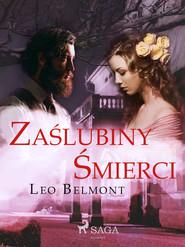 okładka Zaślubiny śmierci, Ebook   Leo Belmont