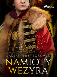 okładka Namioty Wezyra, Ebook   Walery Przyborowski