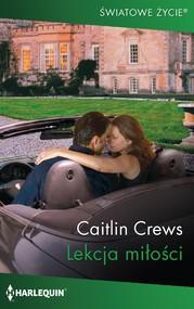 okładka Lekcja miłości, Ebook | Caitlin Crews