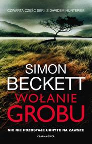 okładka Wołanie grobu, Ebook | Simon Beckett