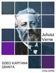 okładka Dzieci kapitana Granta, Ebook | Juliusz Verne