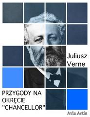"okładka Przygody na okręcie ""Chancellor"", Ebook | Juliusz Verne"
