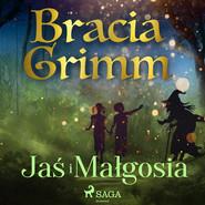 okładka Jaś i Małgosia, Audiobook | Bracia Grimm