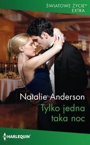 okładka Tylko jedna taka noc, Ebook | Natalie Anderson