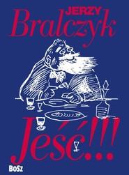 okładka Jeść, Książka | Jerzy  Bralczyk