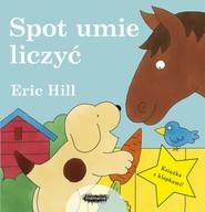 okładka Spot umie liczyć, Książka   Hill Eric
