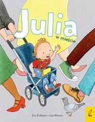 okładka Julia w mieście, Książka   Moroni Lisa