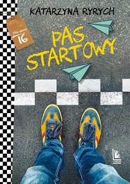 okładka Pas startowy, Książka | Katarzyna  Ryrych