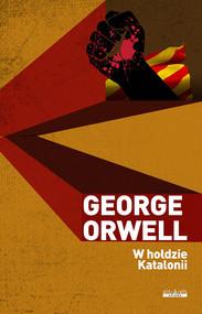 okładka W hołdzie Katalonii, Książka | George Orwell