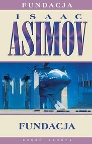 okładka Fundacja, Książka | Isaac Asimov
