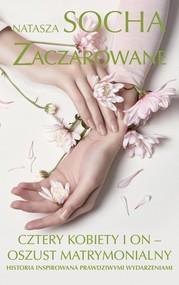okładka Zaczarowane, Książka | Natasza  Socha