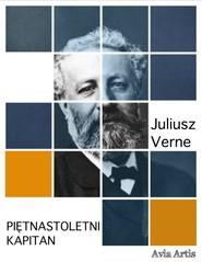 okładka Piętnastoletni kapitan, Ebook | Juliusz Verne