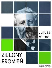 okładka Zielony promień, Ebook | Juliusz Verne