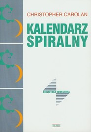 okładka Kalendarz Spiralny, Książka | Carolan Christopher