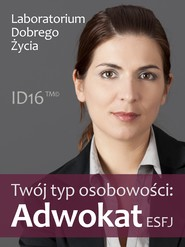 okładka Twój typ osobowości: Adwokat (ESFJ), Ebook | Laboratorium Dobrego Życia (LDŻ)