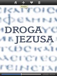okładka DROGA JEZUSA. Ewangelia według Łukasza. przekład dynamiczny, Ebook | Logos Media