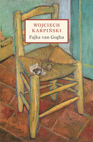 okładka Fajka van Gogha, Ebook | Wojciech Karpiński