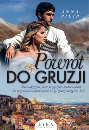 okładka Powrót do Gruzji, Książka | Pilip Anna