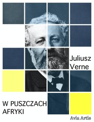 okładka W puszczach Afryki, Ebook | Juliusz Verne