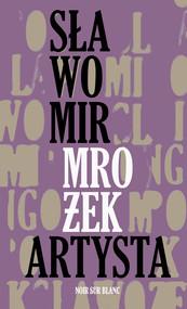 okładka Artysta, Ebook | Sławomir Mrożek