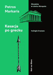 okładka Kasacja po grecku, Ebook | Petros Markaris