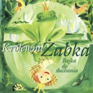 okładka Królewna Żabka, Audiobook   Twardowska Małgorzata