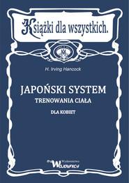 okładka Japoński system trenowania ciała dla kobiet, Książka | Hancock Irving