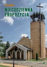 okładka Niecodzienna propozycja, Książka | Airamgr