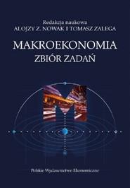 okładka Makroekonomia Zbiór zadań, Książka |