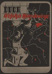 okładka Duch Wojska Narodowego, Książka | Hołówko Tadeusz