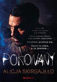 okładka Pokonany, Książka | Alicja Skirgajłło