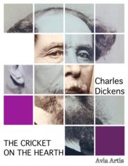 okładka The Cricket on the Hearth, Ebook | Charles Dickens