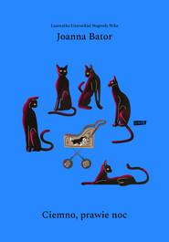 okładka Ciemno, prawie noc, Ebook | Joanna Bator