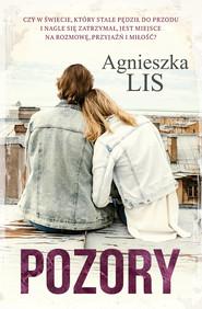 okładka Pozory, Ebook | Agnieszka Lis