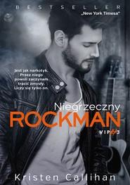 okładka Niegrzeczny rockman, Ebook | Kristen  Callihan