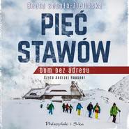 okładka Pięć Stawów, Audiobook   Beata  Sabała-Zielińska