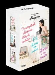 okładka Do wszystkich chłopców, których kochałam / P.S.Wciąż Cię kocham / Zawsze i na zawsze  Pakiet 3 książek, Książka | Jenny Han