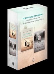 okładka Kołysanka z Auschwitz / Światło ukryte Pakiet, Książka | Mario Escobar, Sharon Cameron