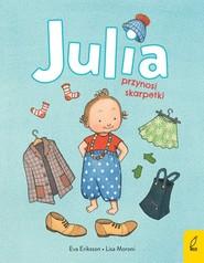 okładka Julia przynosi skarpetki, Książka | Moroni Lisa