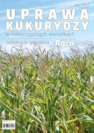 okładka Uprawa kukurydzy, Ebook | praca zbiorowa