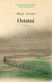 okładka Ostatni, Książka | Maja Lunde