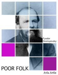 okładka Poor Folk, Ebook   Fyodor Mikhailovich Dostoevsky